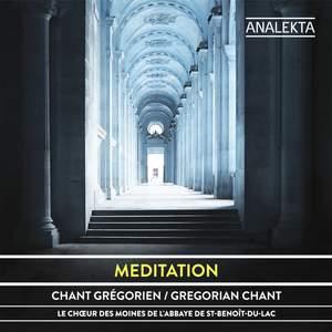 Meditation: Gregorian Chant Product Image