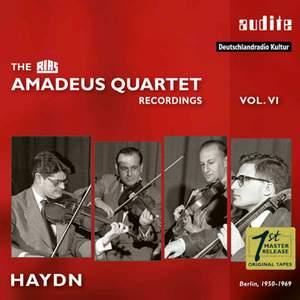 The RIAS Amadeus Quartet Recordings Vol. 6: Haydn Product Image