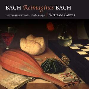 Bach Reimagines Bach Product Image