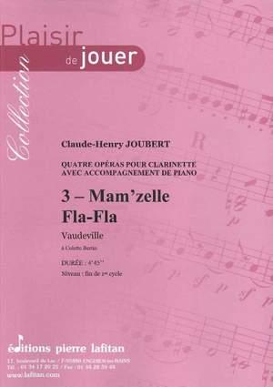 4 Opéras - 3 - Mam'Zelle Fla-Fla