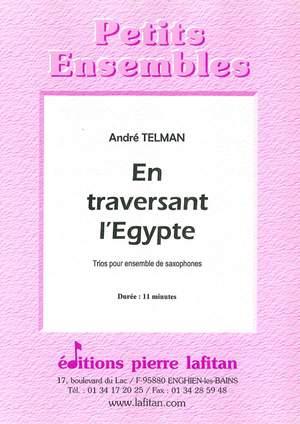 En Traversant L'Egypte