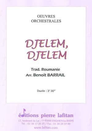 Francis Coiteux: Djelem, Djelem (Arr. Benoît Barrail)