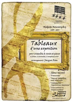 Modest Mussorgsky: Tableaux D'Une Exposition - 2eme Recueil