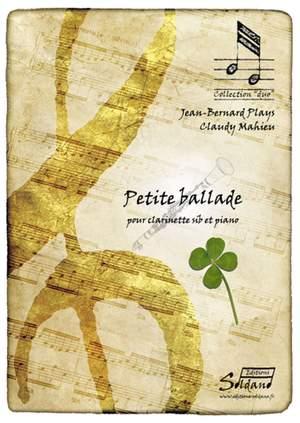 J. B. Plays_C. Mahieu: Petite Ballade