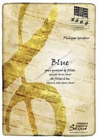 Ph. Goudour: Blue