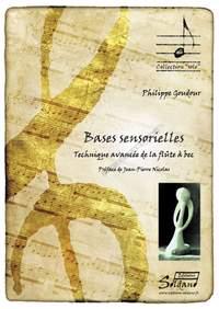 Ph. Goudour: Bases Sensorielles