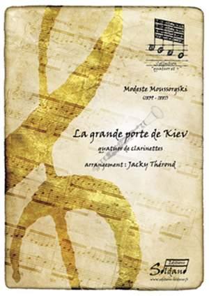 Modest Mussorgsky: La Grande Porte De Kiev