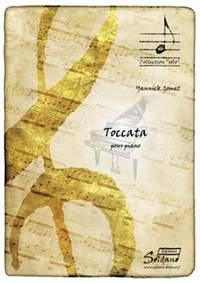 Y. Gomez: Toccata