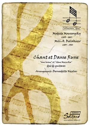 Modest Mussorgsky_Balakirev: Chant et Danse Russe