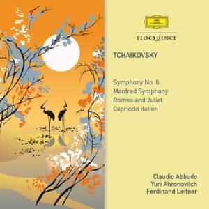 Tchaikovsky: Symphony No. 6, Manfred Symphony, Romeo and Juliet & Capriccio italien Product Image