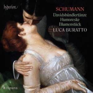 Schumann: Davidsbündlertänze, Humoreske & Blumenstück