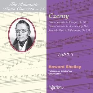The Romantic Piano Concerto 71 - Czerny Product Image