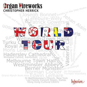 Organ Fireworks World Tour Product Image