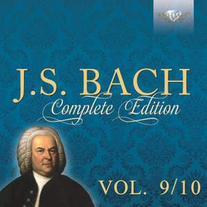 Bach: Complete Edition, Vol. 9/10 Product Image