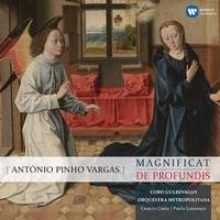 Antonio Pinho Vargas: Magnificat – De Profundis