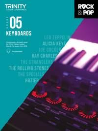 Trinity: Rock & Pop 2018 Keyboards Grade 5