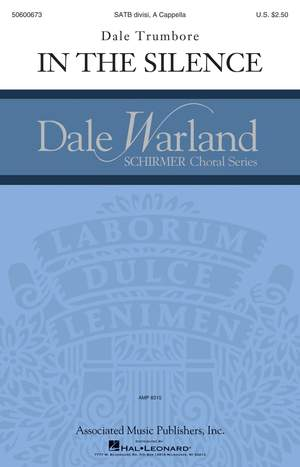 Dale Trumbore: In The Silence