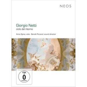 Giorgio Netti: Ciclo Del Ritorno For Viola Solo