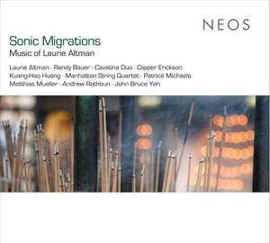 Sonic Migrations: Music Of Laurie Altman Product Image