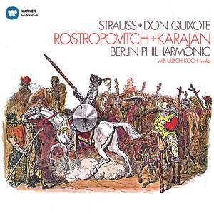 Strauss, R: Don Quixote, Op. 35