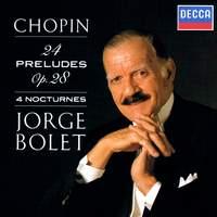 Chopin: 24 Preludes & 4 Nocturnes