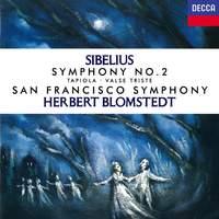 Sibelius: Symphony No. 2, Tapiola & Valse triste