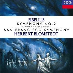 Sibelius: Symphony No. 2, Tapiola & Valse triste Product Image