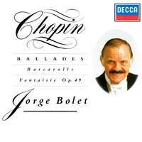 Chopin: Ballades, Barcarolle & Fantaisie