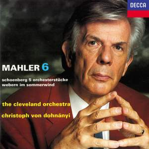 Mahler: Symphony No. 6 Product Image