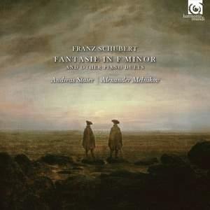 Schubert: Fantasie in F Minor & other piano duets