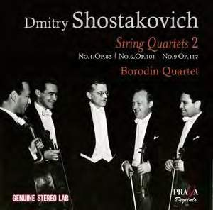 Shostakovich: String Quartets 2