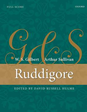 Sullivan, Arthur: Ruddigore
