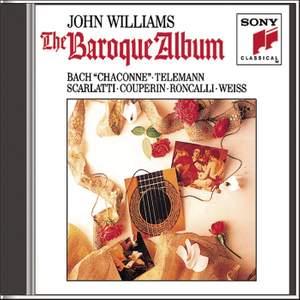 John Williams Plays Baroque