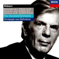 Webern: Orchestral Works