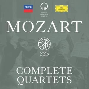 Mozart 225: Complete Quartets