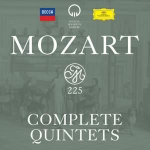 Mozart 225: Complete Quintets