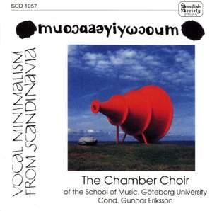 Mouyayoum: Vocal Minimalism from Scandinavia