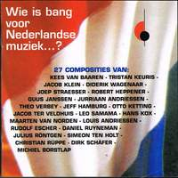 Wie Is Bang Voor Nederlandse Muziek