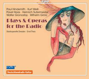Edition RadioMusiken, Vol. 3: Plays & Opera for the Radio