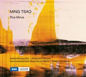 Ming Tsao: Plus Minus & Mirandas Atemwende Product Image