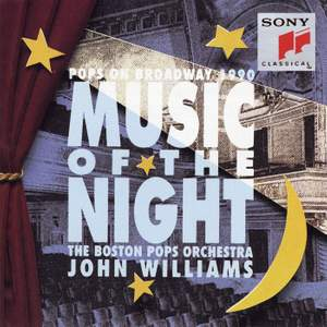 Music of the Night: Pops on Broadway 1990