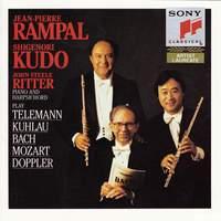 Rampal & Kudo Play Telemann, Kuhlau, Bach, Mozart & Doppler