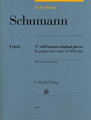 Schumann - At The Piano