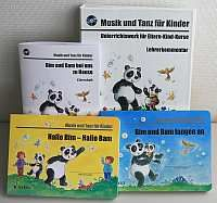 Bim und Bam - Musik und Tanz für Kinder - Komplettpaket