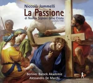 Jommelli: La Passione di Nastro Signore Gesu Cristo Product Image