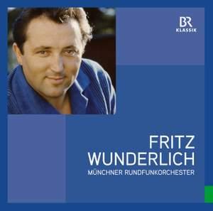 Fritz Wunderlich - Vinyl Edition