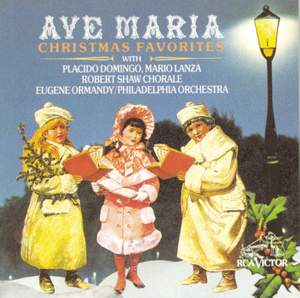 Ave Maria, Christmas Favorites