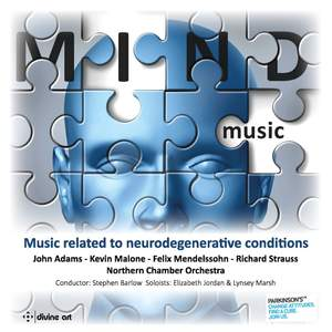 Mind Music: Music Related To Neurodegenerative Conditions Product Image