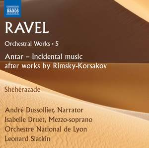 Ravel: Orchestral Works, Vol. 5 Product Image