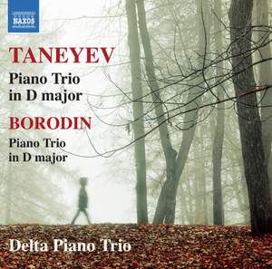 Taneyev & Borodin: Piano Trios